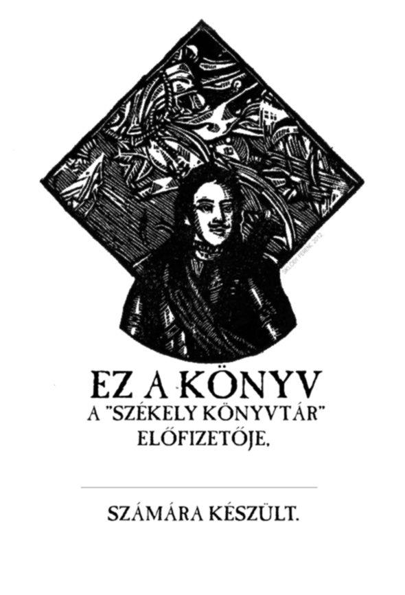 Székely Könyvtár 2 – Mikes Kelemen: Törökországi levelek