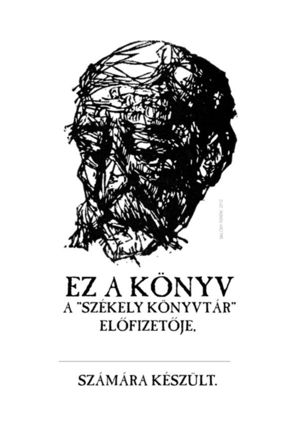 Székely Könyvtár 10 – Farkas Árpád: Válogatott versek